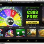 888casino Promotional Code