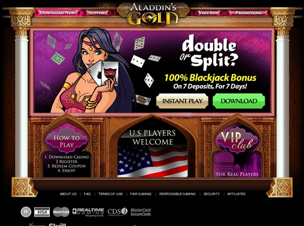 Aladdins Gold Casino Uk Mobile