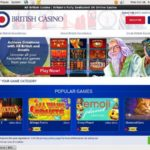 All British Casino Bonus