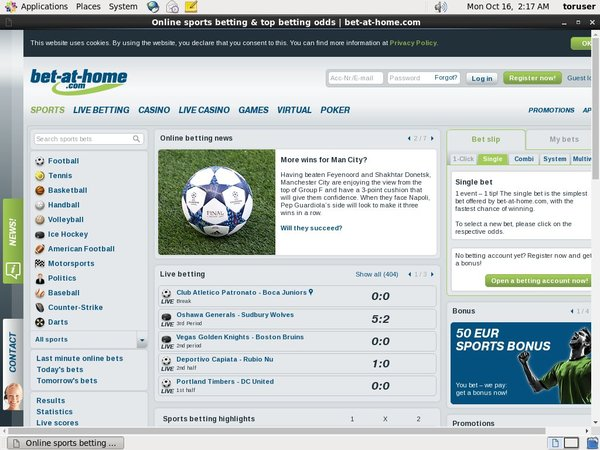 Bet-at-home Sports Casumo Casino