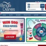 Bingo Diaries Sign Up