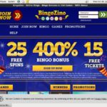 Bingo Zino Offers Uk