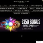 Buck And Butler V2 Online Casino Games