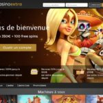 Casino Extra (French) Registration Page
