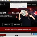 Casinoextreme Mobile Betting