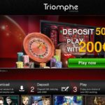 Casinotriomphe Freerolls