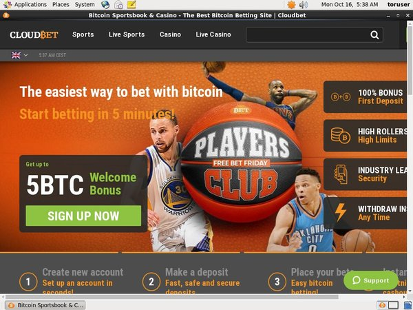 Cloud Bet Gratis Slots