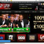 Crazyluckcasino Opening Offer