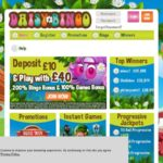 Daisy Bingo Create New Account