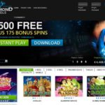 Diamond Reels Casino Bonus Code