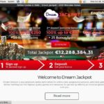 Dream Jackpot Website