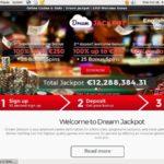 Dreamjackpot Paypal