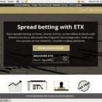 ETX Capital Max Payout