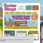 Easter Bingo Promotions Vip