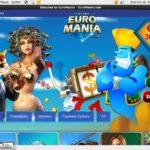 Euromania Join Bonus