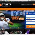 GT Bets Horse Racing Rekisteröidy