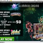 Glimmer Casino Match Odds