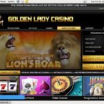 Golden Lady Casino Pегистрация
