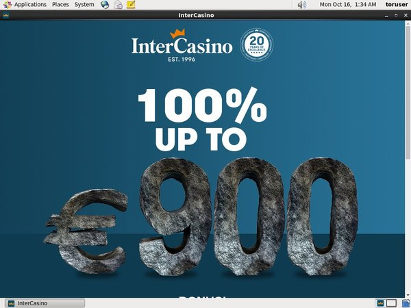 Inter Casino Paysafecard