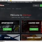 Intertops Welcome Bonus