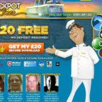 Jackpot Liner UK Einzahlungsbonus