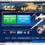 Jet Bingo Credit Card