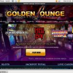 Joining Golden Lounge