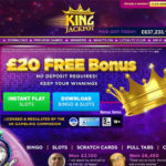 King Jackpot Join Offer