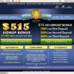 Lion Slots Free Bonus Code