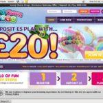 Lucky Charm Bingo Web Money