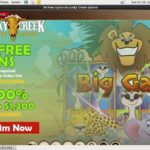Lucky Creek Best Free Bonus