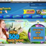 Lucky Touch Bingo Mobile Android