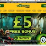 Monster Casino New Account Promo