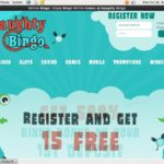 Naughty Bingo Online Casino Uk
