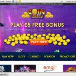 New Coin Falls Casino Customer