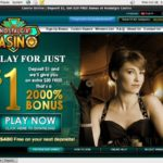 Nostalgia Casino Welcome Offer