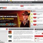 Optibet Site