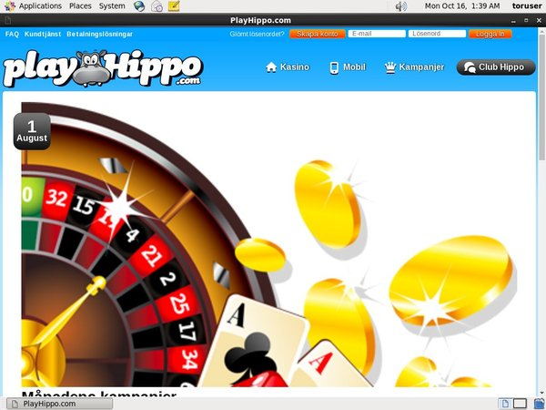 Play Hippo Welcome Bonus Package