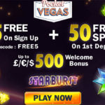 Pocketvegas Joining Deals
