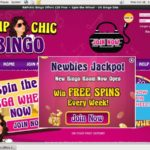 Rap Chic Bingo Welcome Offer