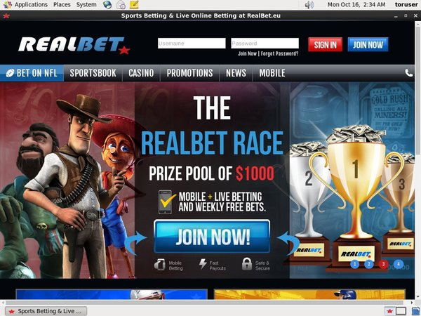 Real Bet Reel Slots
