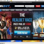 Realbet Account Setup