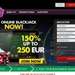 Signup Bonus Fruity Casa Blackjack