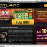 Slot Land Mobile Betting