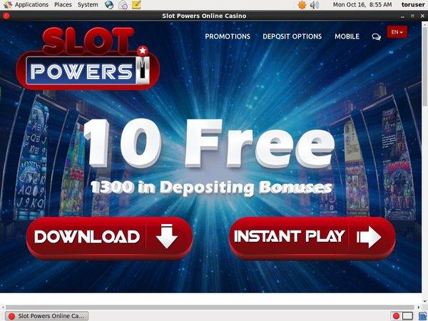 Slotpowers For Fun