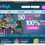 Slots Cafe Casinos Online