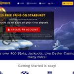 Spin Prive Casino Vip Offer