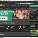 Spins Betfinal Casino