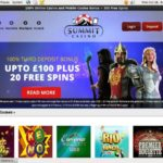 Summitcasino Cash Back