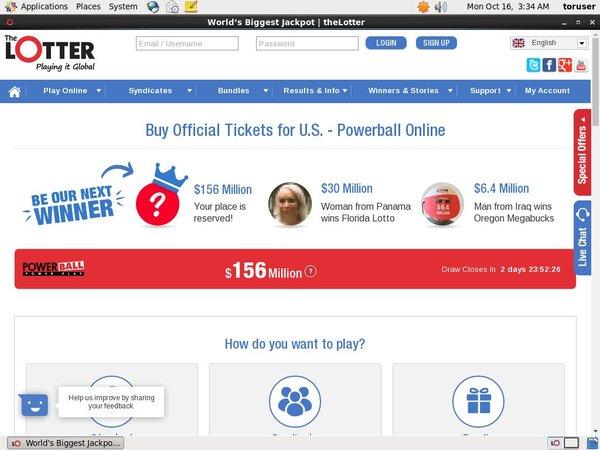The Lotter Starburst